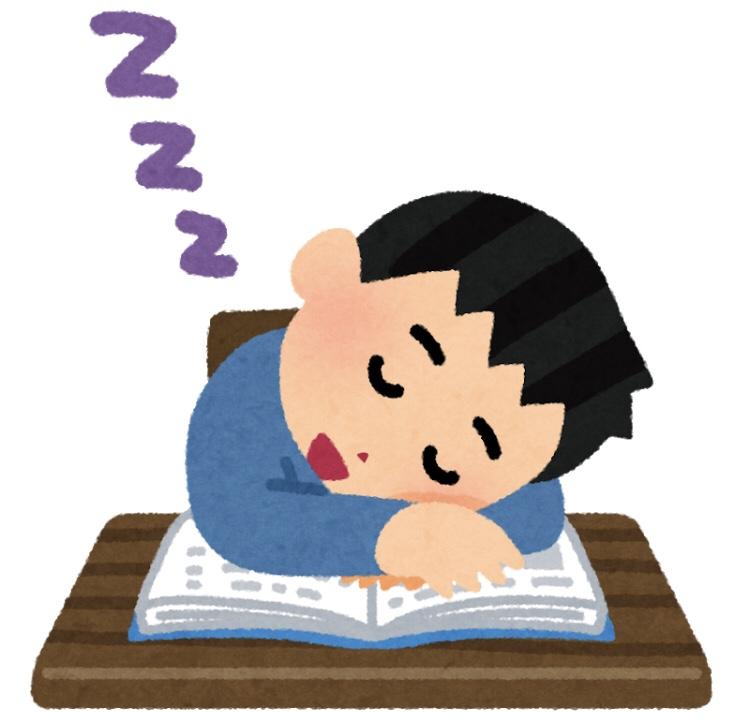 『一日中ねむたい』敏感過敏さんの『居眠り』の原因➂